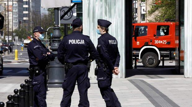Спецслужбы Польши задержали подозреваемого в шпионаже в пользу России