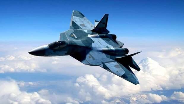 Россияне отметили прогресс вранья американских экспертов о Су-57...
