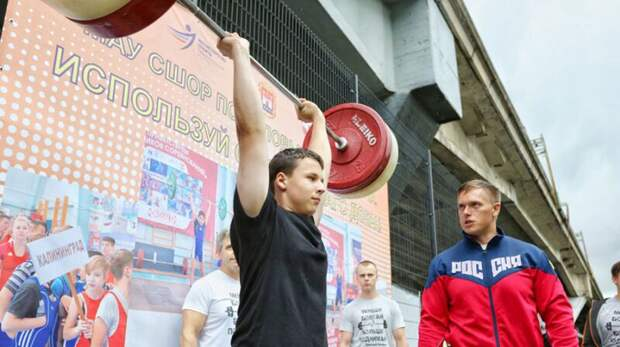 Спортсменка из Калининграда выиграла первенство России по тяжелой атлетике