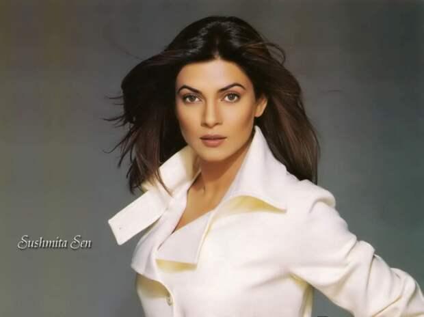 Самые красивые современные актрисы: Сушмита Сен