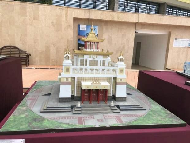Участники ЯМЭФ увидели «Россию в миниатюре» (ФОТО)