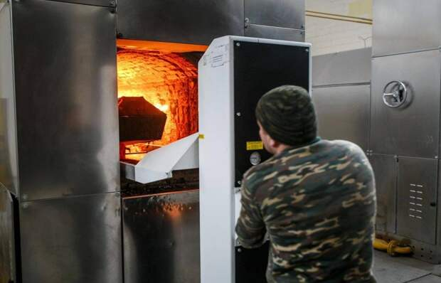 В крематории Ростова перестали принимать тела умерших из-за сломанной печи