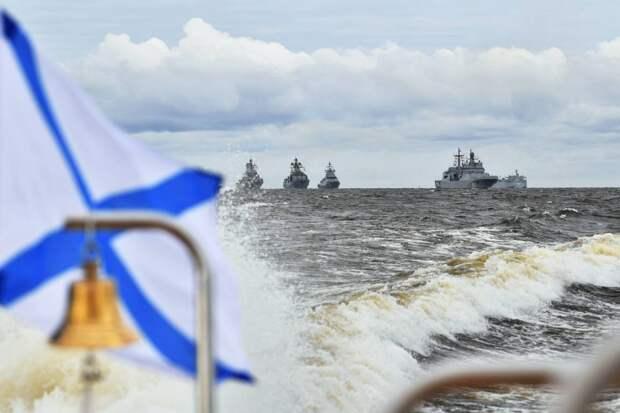 В МИД России заявили об искусственном нагнетании обстановки в Черном море