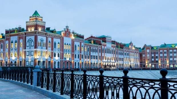 Самые красивые берега России