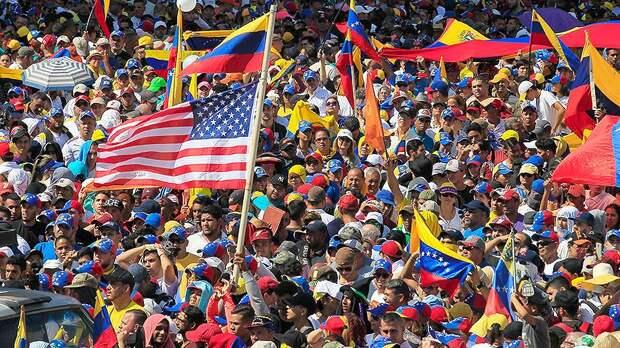 СМИ США раскрыли тайный план Вашингтона по свержению президента Венесуэлы