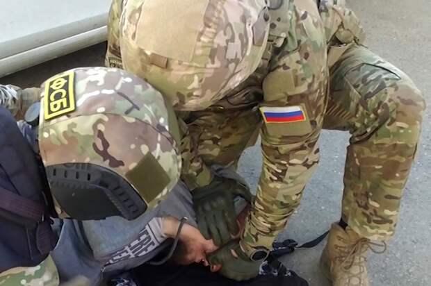 Российские пограничники задержали украинских браконьеров вКрыму