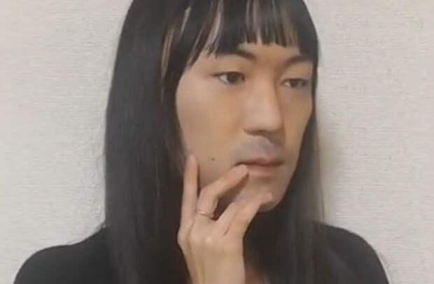 Японские умельцы предложили людям носить чужие лица