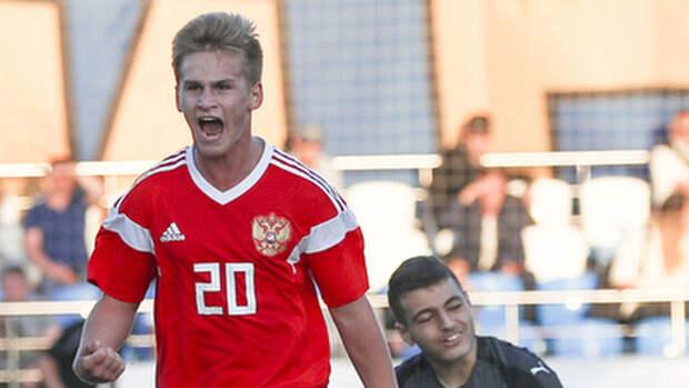 Источник: На 16-летнего нападающего «Чертаново» претендуют «Зенит» и «Барселона»