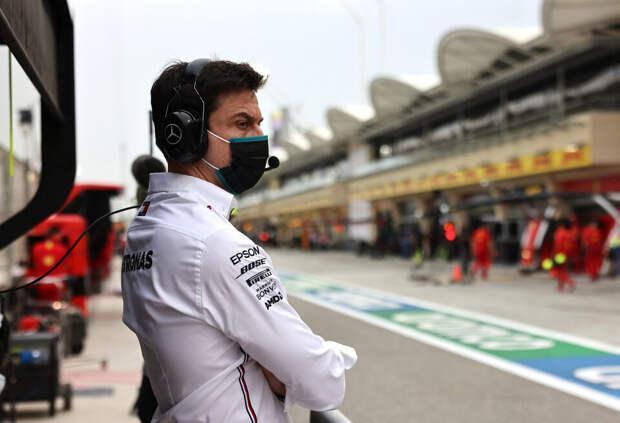 Тото Вольф считает Red Bull Racing фаворитом Гран При Монако
