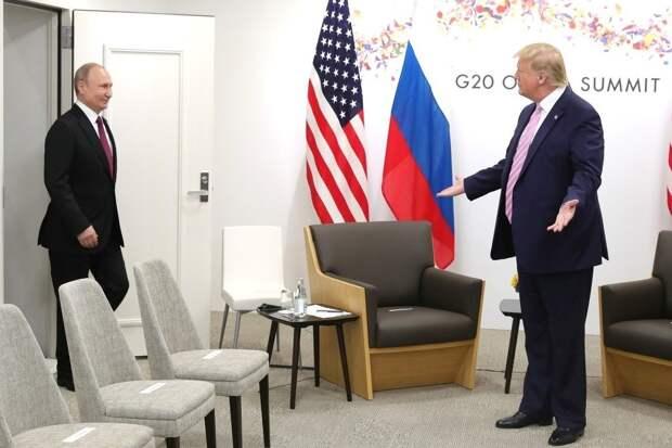 Путин сотворил политический «иппон»