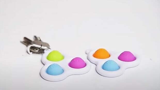 Психолог указал на неочевидный вред популярных антистресс-игрушек