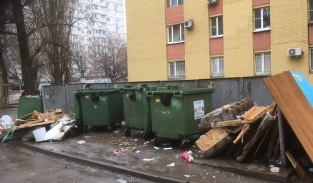 Жители Советского района вРостове предлагают переименовать компанию «Чистый город»