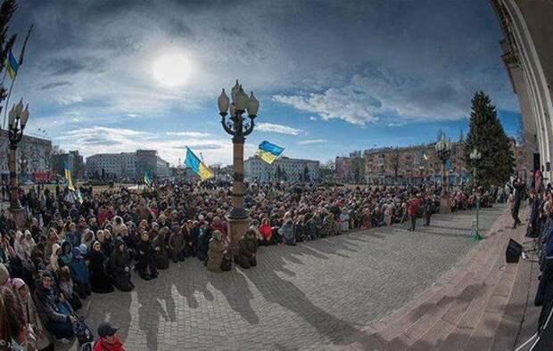 """Зачем вообще """"Украина"""" и """"украинство""""?"""