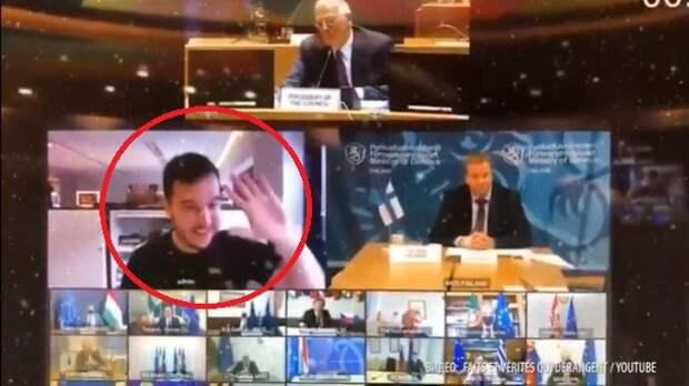 Голландский журналист залез всекретный видеочат министров обороныЕС