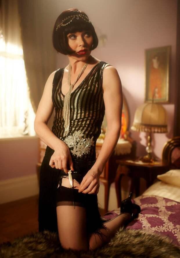 Фото №8 - 18 самых сексапильных сыщиц из заграничных детективных сериалов