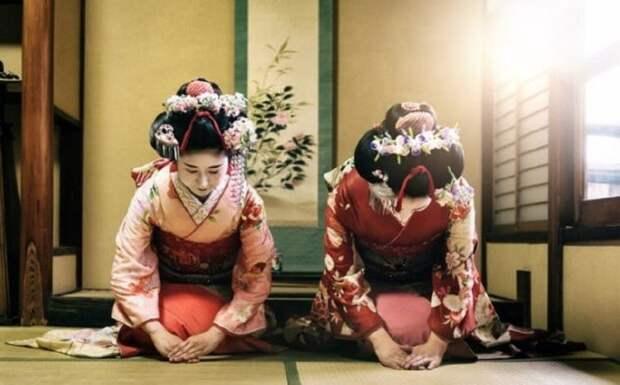 10 фактов о гейшах, о которых вы не догадывались