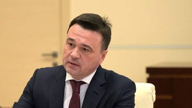 Воробьев назвал проекты, которые Подмосковье представит на ПМЭФ