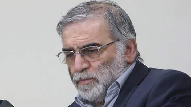 NYT: иранский физик-ядерщик Фахризаде был убит с помощью роботизированного пулемёта