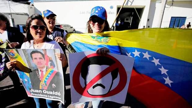 Испания присоединилась к странам ЕС, признавшим Гуаидо временным президентом Венесуэллы