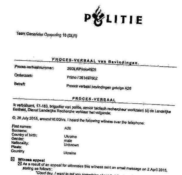 Неудобные документы по MH17: независимые эксперты обнаружили нестыковки в деле «Боинга»