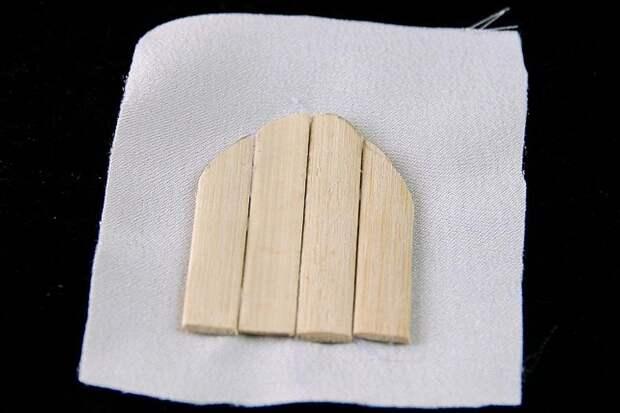 Основа для бамбука