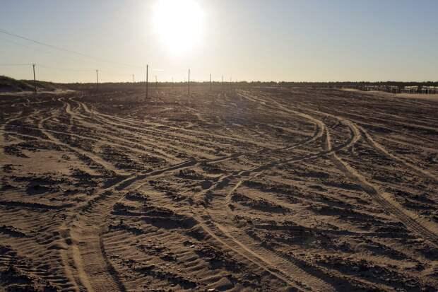 Вы знали, что в России есть пустыня за полярным кругом?