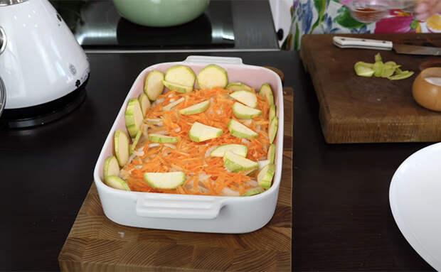Шашлык без мангала в обычной духовке: готовим сразу с овощным гарниром