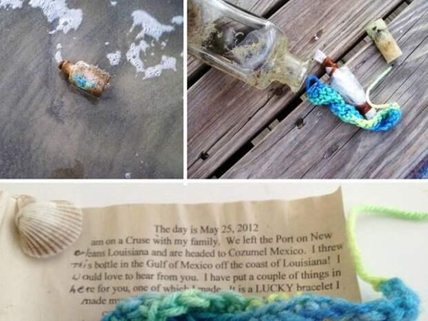 Неожиданные находки, которые люди обнаружили на пляже