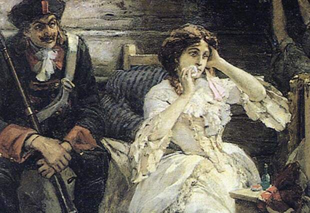 За что Петр I казнил своею любовницу Марию Гамильтон