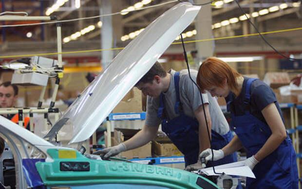Заводы Ford может купить Hyundai