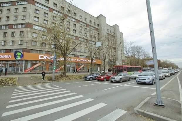 В Новосибирске завершается ремонт дороги на улице Титова