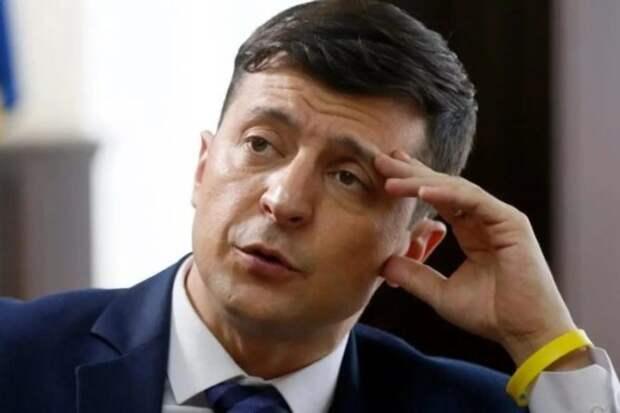 Зеленский отреагировал на проигрыш сборной Украины на Евро-2020