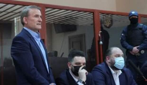 Арест Медведчука был рассчитан на обострение ситуации на Донбассе