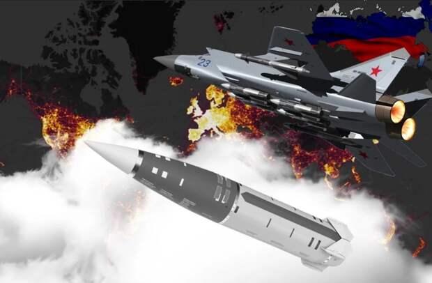 НАТО словно голое перед российским «Кинжалом» в Арктике