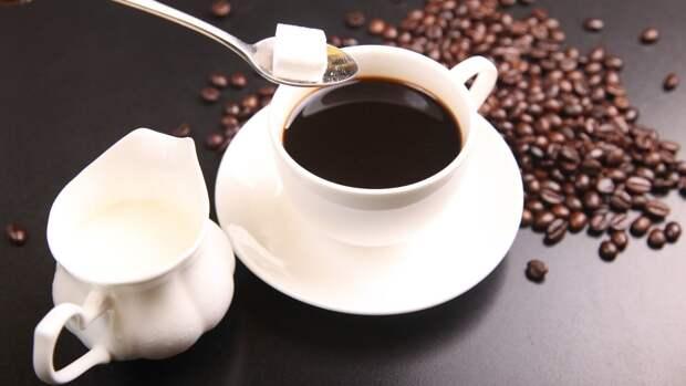 Учитесь пить кофе и чай без сахара