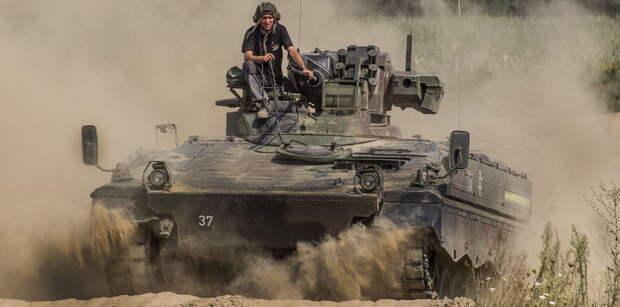Россию признали «мировым танковым королем»