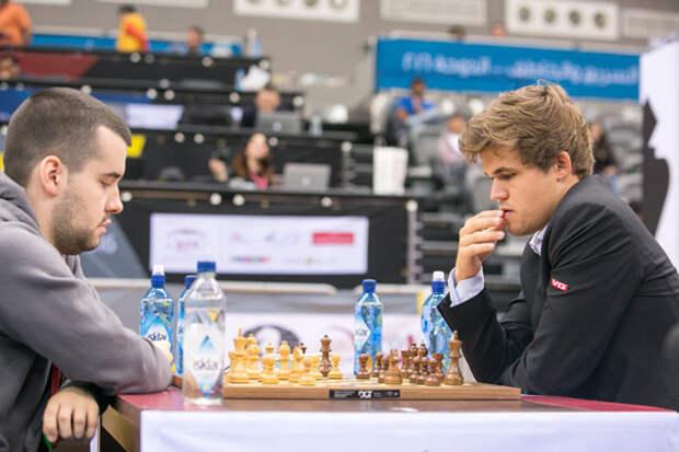 Турнир претендентов на матч за шахматную корону завершился боевым туром. Ян Непомнящий уже настраивался на матч с Карлсеном