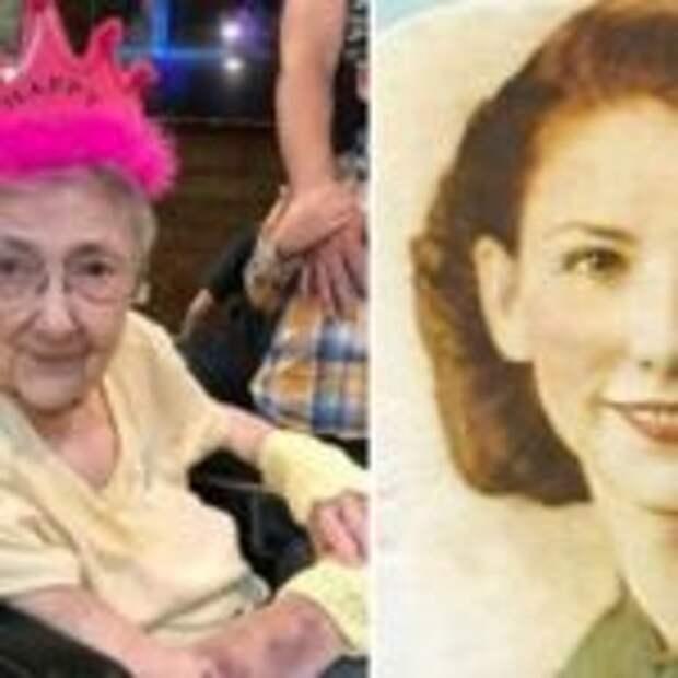 Женщина со смертельным расположением органов прожила до 99 лет