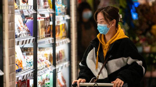 В Китае нашли коронавирус на упаковке привезенных из РФ куриных лап