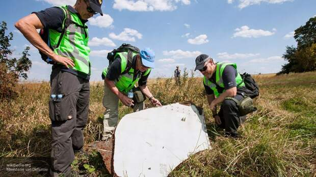 Собранные детективом сведения о катастрофе MH-17 опровергнут обвинения в адрес РФ