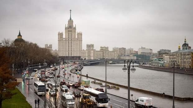 Москвичей в субботу ожидает переменная облачность и 19 градусов тепла