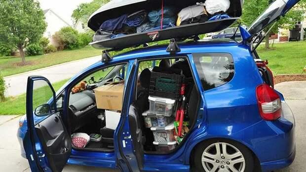 Как увезти вещи на дачу и не растерять их по дороге: советы для автомобилистов