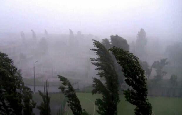 Штормовое предупреждение: стихия надвигается на Одесчину, названа дата