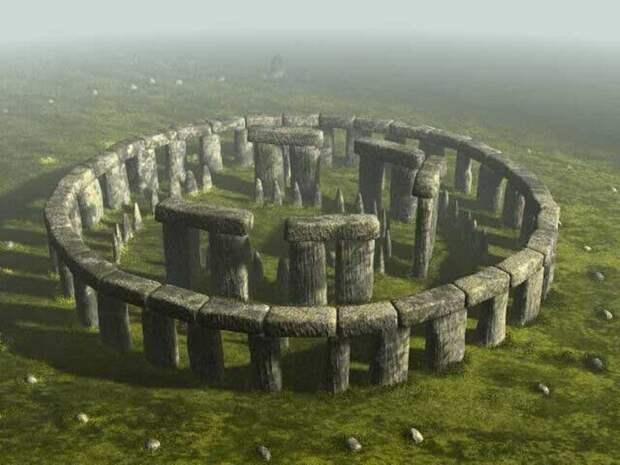 В Саудовской Аравии нашли каменные постройки старше Стоунхенджа