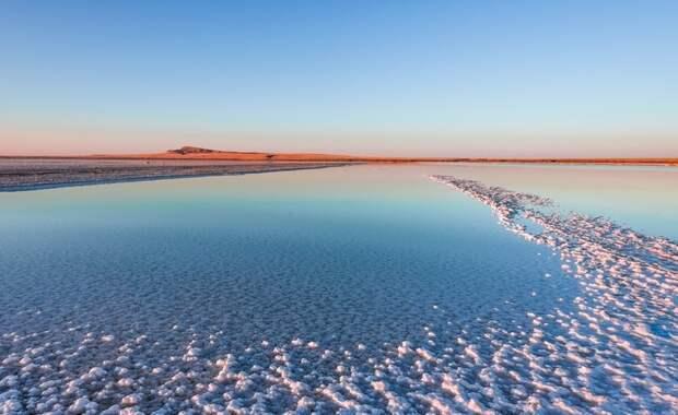 Баскунчак: почему запасы соли в озере не заканчиваются на протяжении тысячелетий