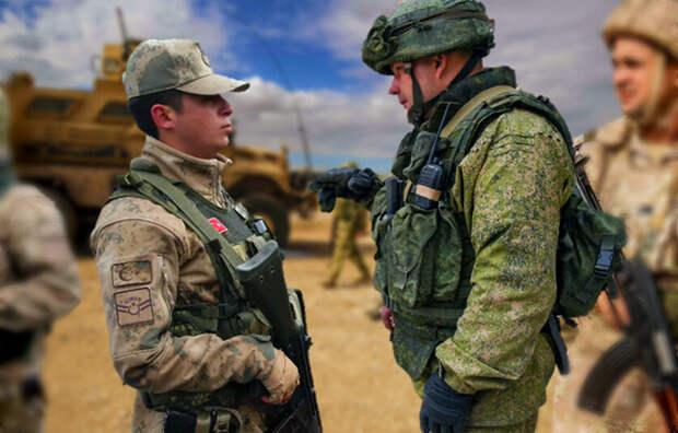 """Турецкий солдат решил поучить жизни русских, чтоб """"не нарывались"""". Спросил, за кого выступал его дед во Второй Мировой"""