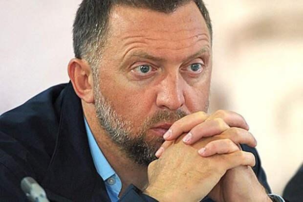 Стали известны секретные основания для санкций США против Олега Дерипаски
