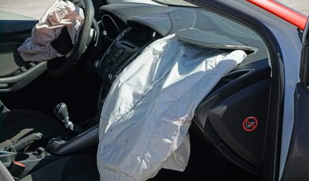 Двое полицейских пострадали втройной аварии вРостове-на-Дону