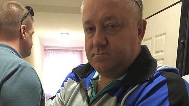 Заместитель начальника службы экономической безопасности УФСБ по Самарской области Сергей Гудованый во время задержания