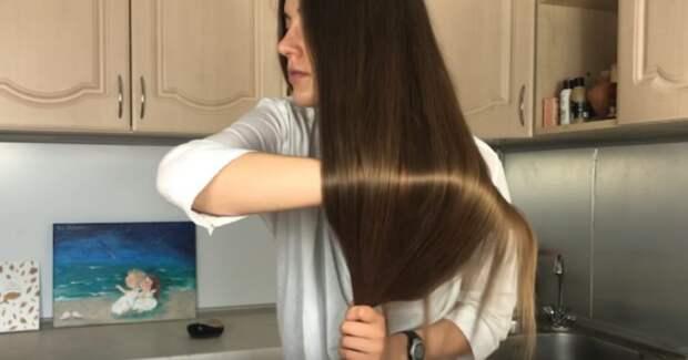 Средство, которое вернет силу и красоту вашим волосам. Прекрасно работает и не стоит ни копейки
